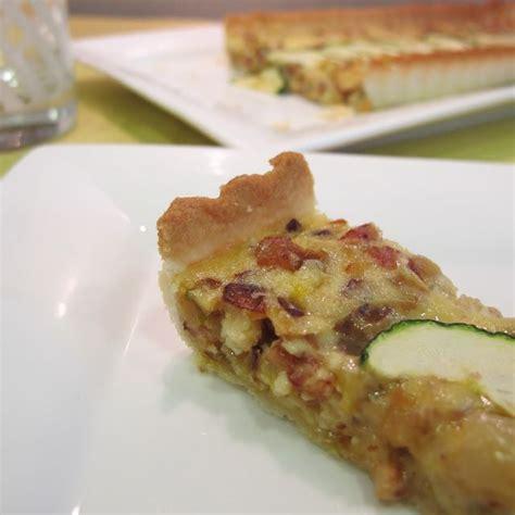 recetas quiches saladas quiche de puerros calabac 237 n y bacon tartas saladas y