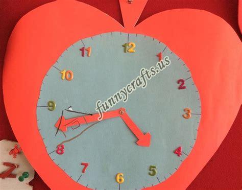 Clock Craft Ideas 3 171 Funnycrafts