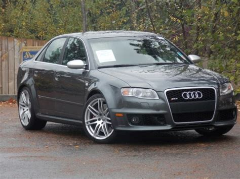 2007 Audi Rs4 by 2007 Audi Rs4 Photos Informations Articles Bestcarmag