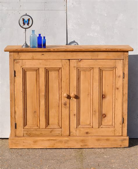 reclaimed kitchen cabinet doors reclaimed pine two door console cabinet home barn vintage
