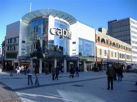cardiff shopping st david s cardiff