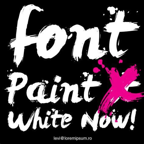 spray paint dafont how to make graffiti
