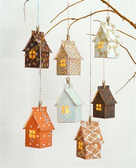 house craft ideas for handwerk wie eine gem 252 tliche nachbarschaft wenig papier