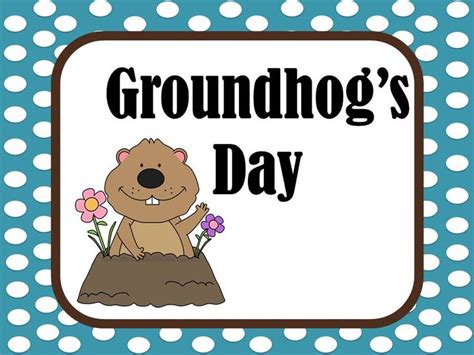groundhog day supplies 11 best images about groundhog day on