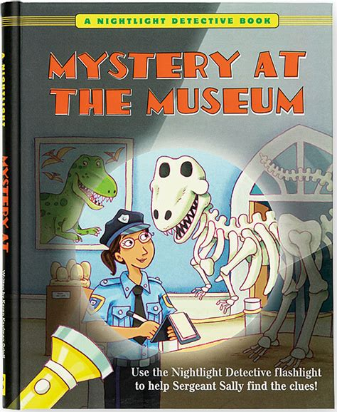 mystery picture books for praise for our quot nightlight detective quot books from midwest