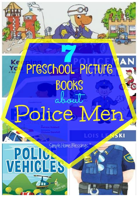 community picture books preschool helpers simple home blessings