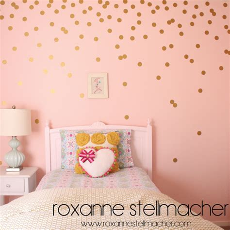gold dot wall decals gold dot wall stickers 28 images polka dot wall decals
