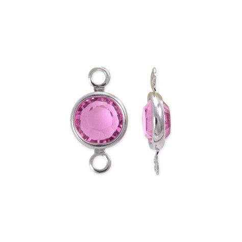 swarovski jewelry supplies swarovksi channel 6mm rhodium plated