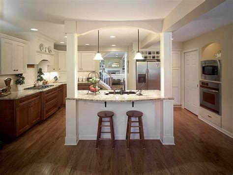 kitchen island with columns 78 best images about columns on kitchen island on cabinets islands and brand