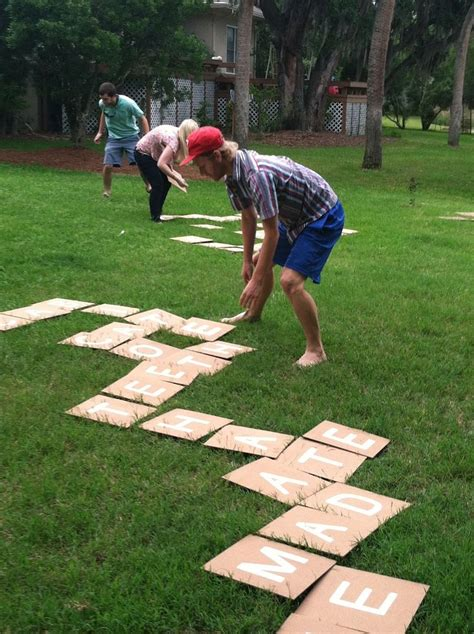 outdoor scrabble backyard scrabble there are 144 quot tiles quot you will need