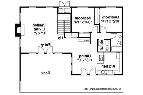 a frame floor plans a frame house plans cascade 10 034 associated designs