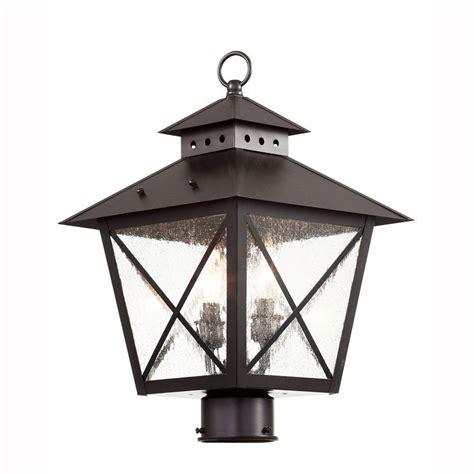 outdoor farmhouse lighting bel air lighting farmhouse 2 light outdoor black post top