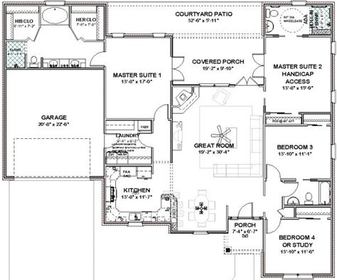 2 master suite house plans house plans with 2 master bedrooms smalltowndjs