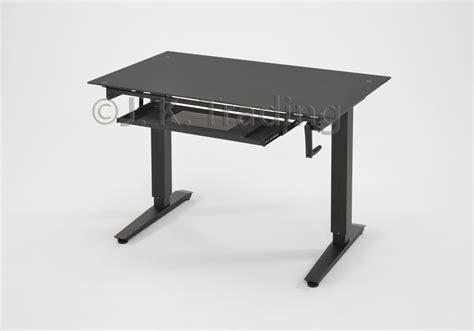 standing height table desk height adjustable frame for standing desk