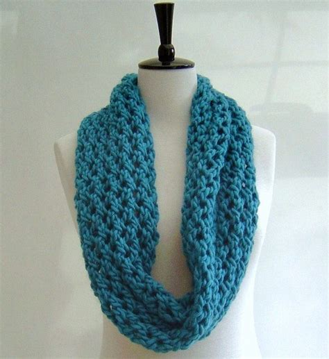 easy infinity scarf knit pattern cowl infinity scarf it says easy knit so i might to