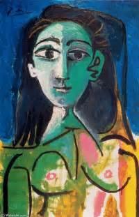 picasso paintings portraits quot portrait of jacqueline quot pablo picasso it