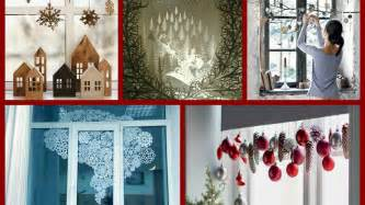 window decoration ideas diy window decorations ideas winter decorating