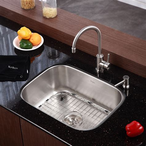 kitchen sink and faucet combinations undermount kitchen sink and faucet combo