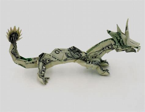 origami from dollar bill money origami