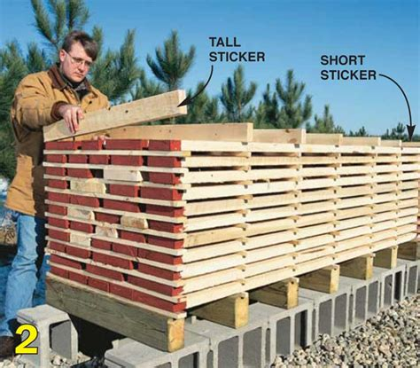 timber for woodworking air drying lumber popular woodworking magazine