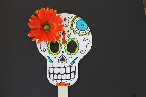 day of the dead crafts for easy day of the dead ideas food and crafts