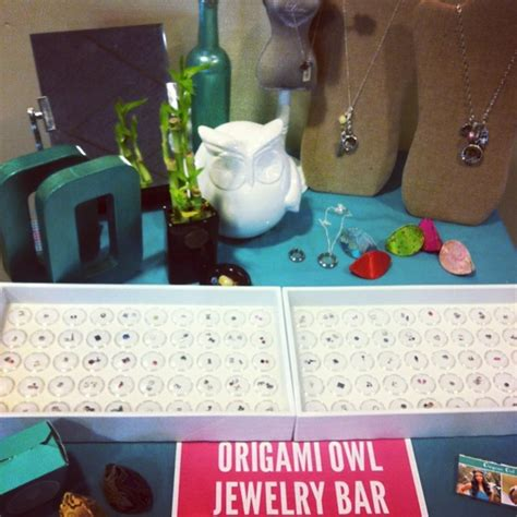 origami jewelry bar 105 best images about origami owl ideas on