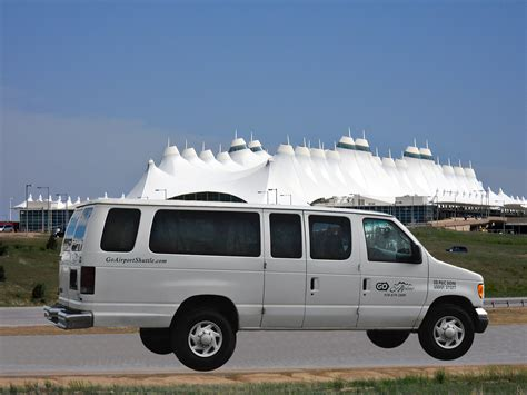 Airport Shuttle by Airport Transportation Service Go Airport Shuttles Autos