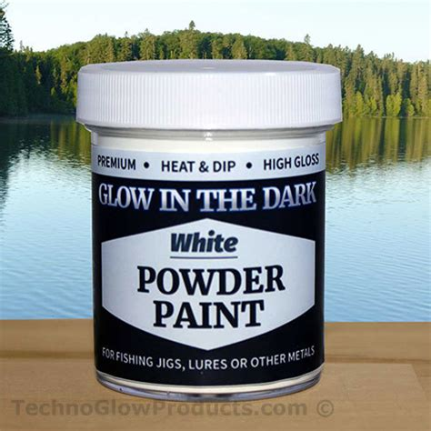 glow in the powder to mix with paint white glow in the powder paint techno glow