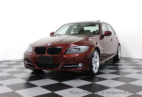 Bmw 3 Series 2011 by 2011 Used Bmw 3 Series Certified 335i Performance Edition