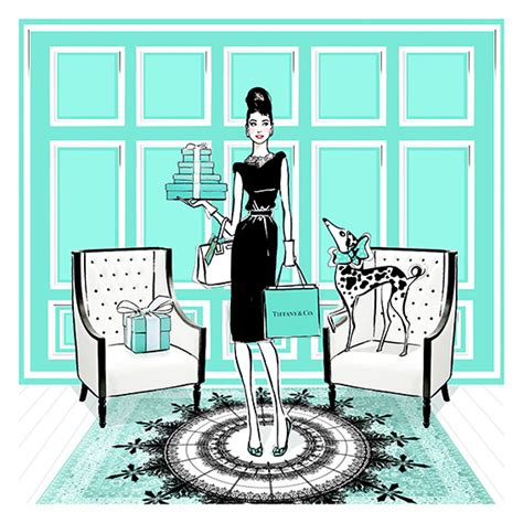 Home Decor Art Trends megan hess illustration stellar interior design