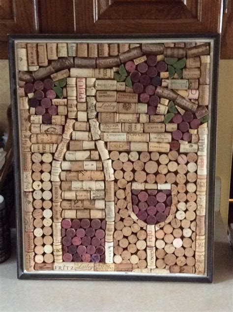 craft projects with wine corks 25 unique wine cork ideas on cork