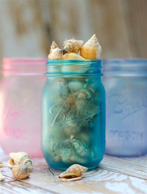 glass jar crafts for sea glass jars take 2 jar crafts