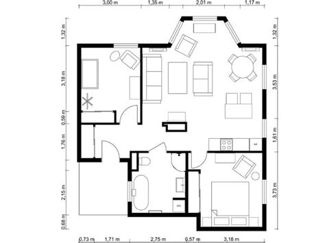 2 bedroom house floor plans floor plans roomsketcher