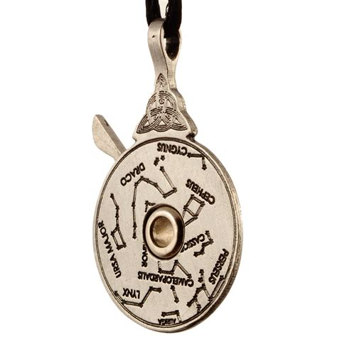 how to make pewter jewelry stardial necklace in pewter