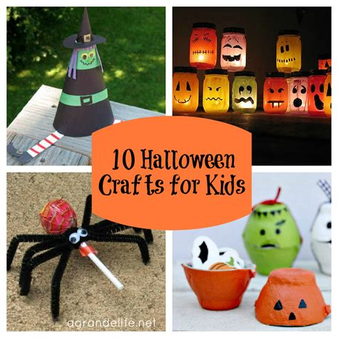 holloween crafts for luminaries for crafts