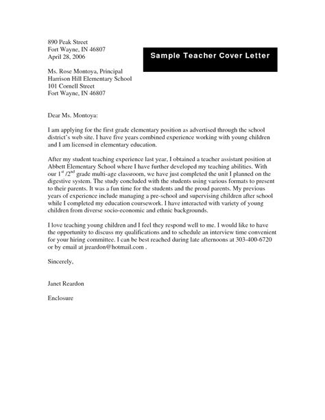 cover letter sample for lecturer job application application letter for teaching job pdf
