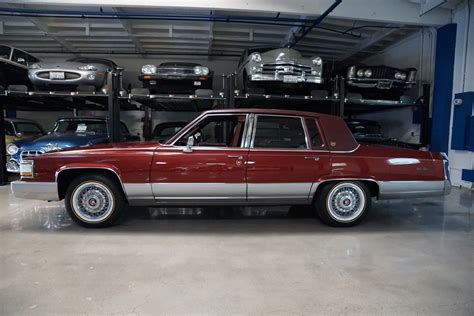 Cadillac Torrance 1991 cadillac brougham d elegance stock 026 for sale