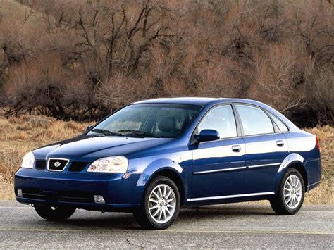 how cars run 2006 suzuki forenza electronic valve timing suzuki forenza technical specifications and fuel economy