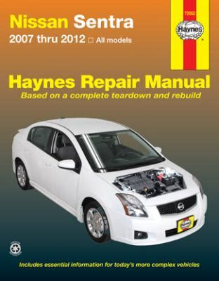 service manual hayes auto repair manual 2008 nissan versa head up display service manual all nissan sentra parts price compare