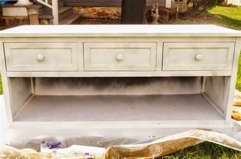 spray painting wood furniture without sanding how to paint furniture without sanding