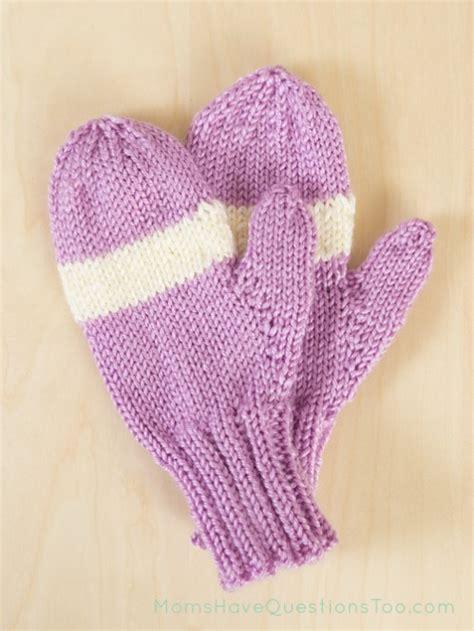 children s mitten knitting pattern knitting ideas 2013