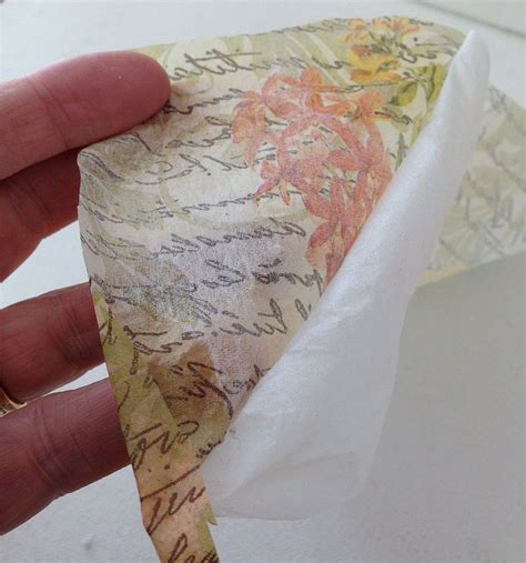 what paper can you use for decoupage decoupage bread basket a la dollar tree crafts decoupage