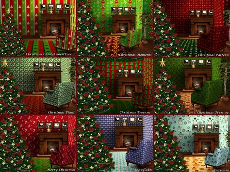 sims 3 weihnachtsbaum mod the sims patterns