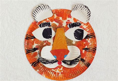 tiger paper plate craft 5 awesome toddler crafts by kid play do handmade