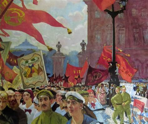 russian painting festival russian revolutionary exhibition in excises