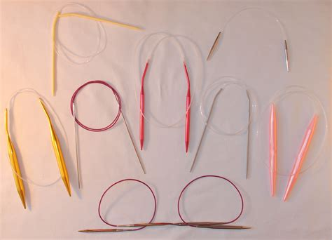how to use circular knitting needles guide to using circular knitting needles crochet and knit