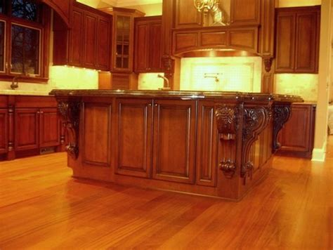 kitchen island corbels large island corbels traditional kitchen chicago by follyn builders developers