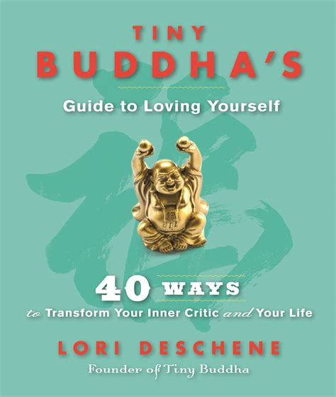 picture books about being yourself book giveaway tiny buddha s guide to loving yourself