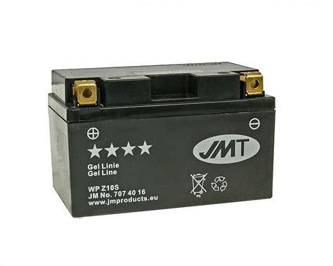 Motorrad Batterie Ytz10s by Batterie 12v 8 6ah Ytz10s Ytz 10 Gel F 252 R Roller Motorrad