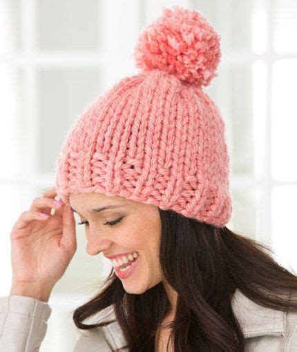 how to knit a hat with needles for beginners 1000 images about chunky knit free patterns on